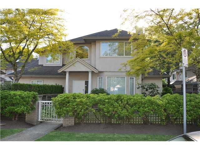 """Main Photo: 1 7651 MOFFATT Road in Richmond: Brighouse South Townhouse for sale in """"KING'S GARDEN"""" : MLS®# V894770"""