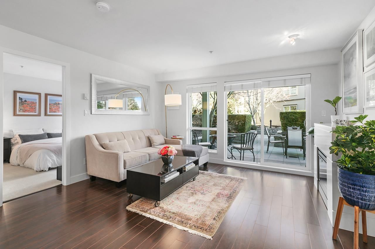 """Main Photo: 241 15850 26 Avenue in Surrey: Grandview Surrey Condo for sale in """"The Residence at Morgan Crossing"""" (South Surrey White Rock)  : MLS®# R2532875"""