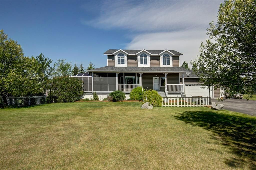 Main Photo: 111 Butte Hills Place in Rural Rocky View County: Rural Rocky View MD Detached for sale : MLS®# A1116161