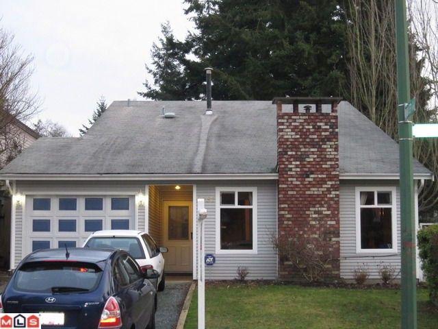 Main Photo: 6632 BAKER Road in Delta: Sunshine Hills Woods House for sale (N. Delta)  : MLS®# F1102048