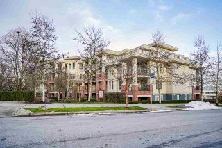 """Photo 1: 205 245 ROSS Drive in New Westminster: Fraserview NW Condo for sale in """"GROVE AT VICTORIA HILL"""" : MLS®# R2543639"""