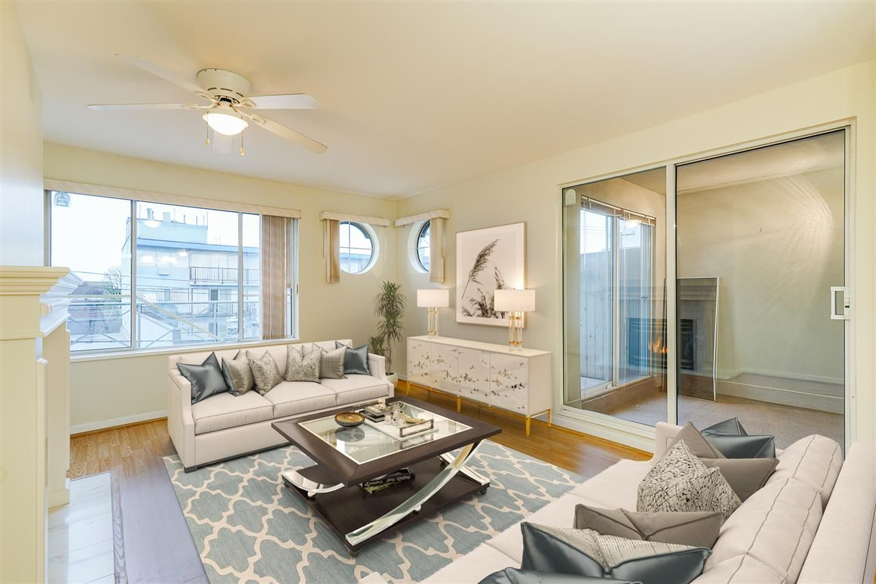 """Main Photo: 316 6475 CHESTER Street in Vancouver: South Vancouver Condo for sale in """"Southridge House"""" (Vancouver East)  : MLS®# R2528266"""