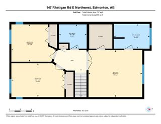 Photo 31: 147 Rhatigan Road E in Edmonton: Zone 14 House for sale : MLS®# E4236707