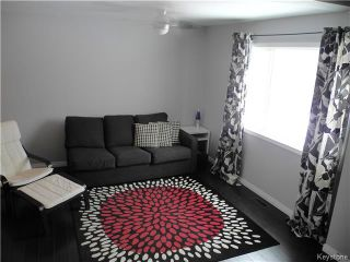 Photo 3: 721 McCalman Avenue in Winnipeg: East Elmwood Residential for sale (3B)  : MLS®# 1802012