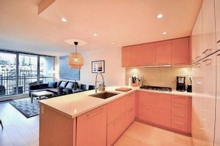 "Photo 4: 303 1680 W 4 Avenue in Vancouver: False Creek Condo for sale in ""Mantra"" (Vancouver West)  : MLS®# R2541946"