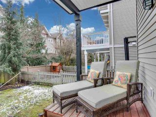 "Photo 15: 6 6747 203 Street in Langley: Willoughby Heights Townhouse for sale in ""Sagebrook"" : MLS®# R2346997"