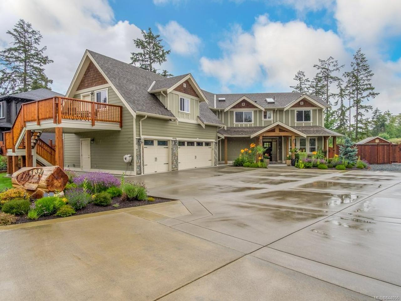 Main Photo: 1338 Blue Heron Cres in NANAIMO: Na Cedar House for sale (Nanaimo)  : MLS®# 844056