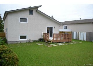 Photo 16: 131 Long Point Bay in WINNIPEG: Transcona Residential for sale (North East Winnipeg)  : MLS®# 1422437
