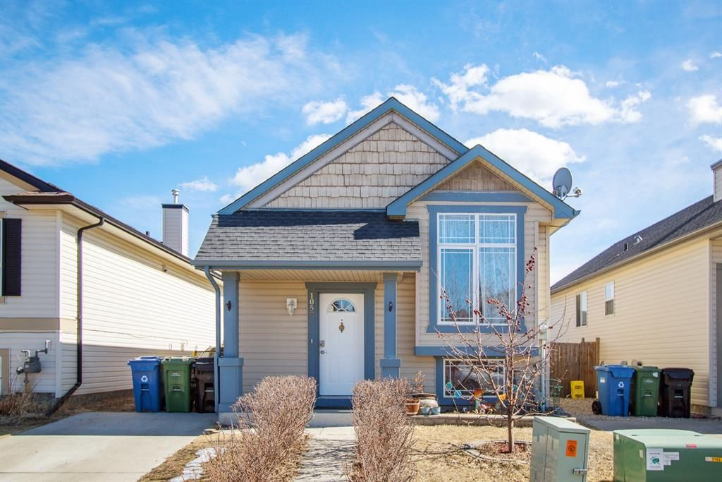 Main Photo: 1058 Bridlemeadows Manor SW in Calgary: Bridlewood Detached for sale : MLS®# A1084689