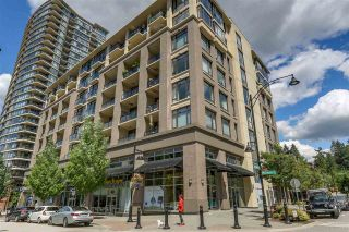 """Photo 1: 702 121 BREW Street in Port Moody: Port Moody Centre Condo for sale in """"Room"""" : MLS®# R2278279"""