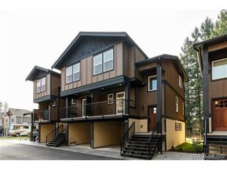 Photo 2: 106 990 Rattanwood Pl in VICTORIA: La Happy Valley Row/Townhouse for sale (Langford)  : MLS®# 711627