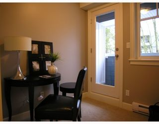 Photo 10: 2856 SPRUCE Street in Vancouver: Fairview VW Townhouse for sale (Vancouver West)  : MLS®# V680140