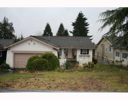 Main Photo: 2536 ASHURST AVENUE in : Coquitlam East House for sale : MLS®# V801099