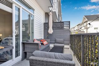 """Photo 18: 116 8130 136A Street in Surrey: Bear Creek Green Timbers Townhouse for sale in """"KING'S LANDING"""" : MLS®# R2623898"""