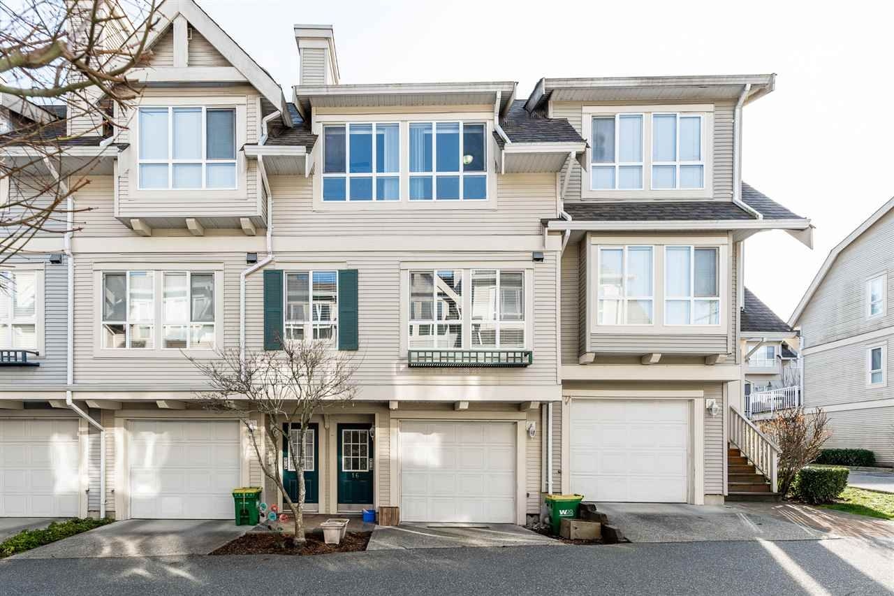 """Main Photo: 16 8844 208 Street in Langley: Walnut Grove Townhouse for sale in """"MAYBERRY"""" : MLS®# R2551261"""