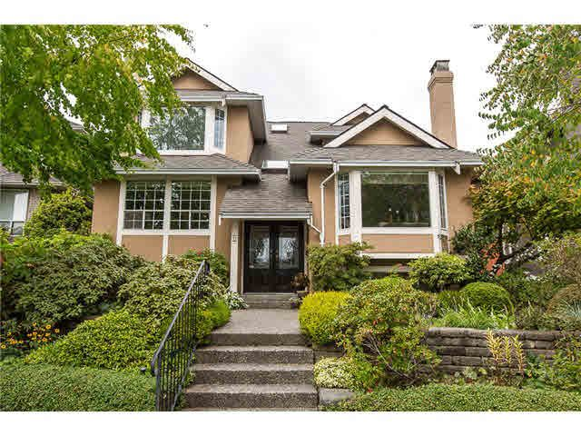 "Main Photo: 71 MINER Street in NEW WEST: Fraserview NW House for sale in ""GLENBROOKE SOUTH / FRASERVIEW"" (New Westminster)  : MLS®# V1142361"
