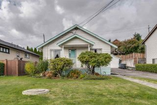 Photo 1: 219 BLACKMAN STREET in New Westminster: GlenBrooke North House for sale : MLS®# R2511037