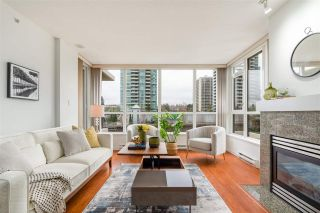 """Photo 1: 706 2088 MADISON Avenue in Burnaby: Brentwood Park Condo for sale in """"Fresco Renaissance Towers"""" (Burnaby North)  : MLS®# R2570542"""