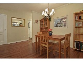 """Photo 8: 102 9154 SATURNA Drive in Burnaby: Simon Fraser Hills Townhouse for sale in """"MOUNTAIN WOOD"""" (Burnaby North)  : MLS®# V1141156"""