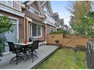 """Photo 20: 15 1506 EAGLE MOUNTAIN Drive in Coquitlam: Westwood Plateau Townhouse for sale in """"RIVER ROCK"""" : MLS®# V1099856"""