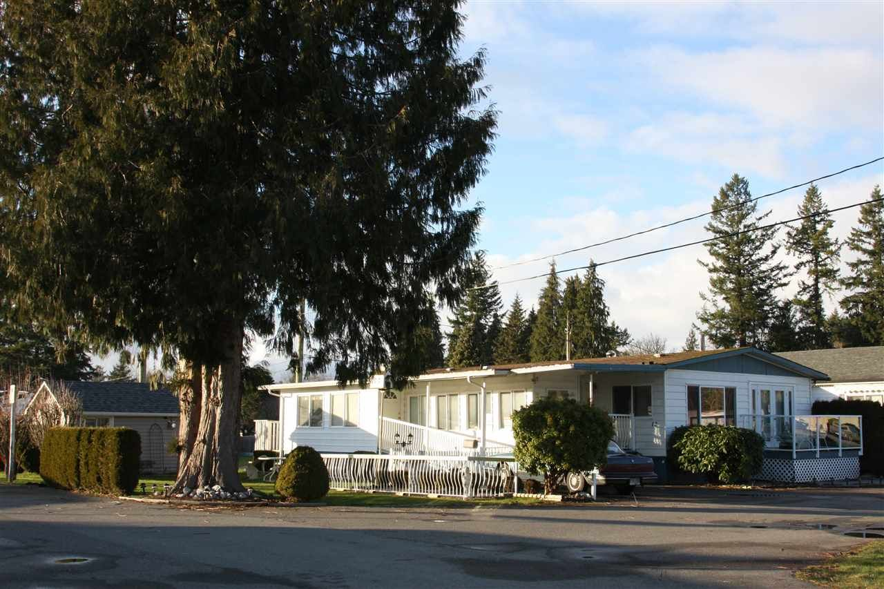 "Main Photo: 12 4426 232 Street in Langley: Salmon River Manufactured Home for sale in ""Westfield Courts"" : MLS®# R2530457"