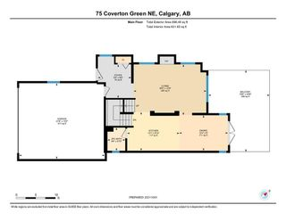 Photo 32: 75 Coverton Green NE in Calgary: Coventry Hills Detached for sale : MLS®# A1151217
