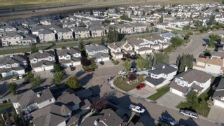 Photo 46: 124 CASTLE Drive in Edmonton: Zone 27 House Half Duplex for sale : MLS®# E4260271