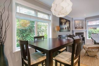 """Photo 4: 106 2588 ALDER Street in Vancouver: Fairview VW Condo for sale in """"BOLLERT PLACE"""" (Vancouver West)  : MLS®# R2014065"""