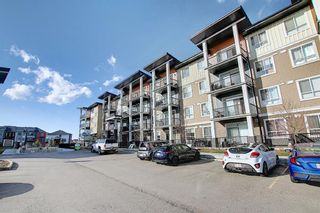 Photo 2: 316 10 Walgrove Walk SE in Calgary: Walden Apartment for sale : MLS®# A1089802