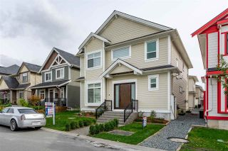"""Photo 1: 27916 CONDUCTOR Drive in Abbotsford: Aberdeen House for sale in """"Aberdeen"""" : MLS®# R2405462"""