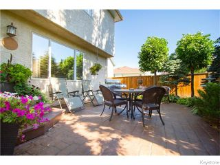 Photo 18: 72 Meadowcrest Bay in Winnipeg: River Grove Residential for sale (4E)  : MLS®# 1623140