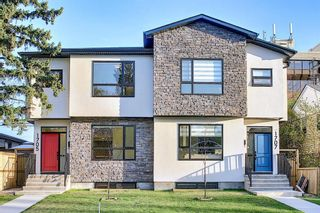 Main Photo: 1705 17 Avenue NW Avenue in Calgary: Capitol Hill Semi Detached for sale : MLS®# A1127992