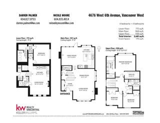 Photo 32: 4676 W 6TH Avenue in Vancouver: Point Grey House for sale (Vancouver West)  : MLS®# R2603030