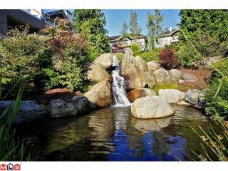"""Photo 9: 102 4001 OLD CLAYBURN Road in Abbotsford: Abbotsford East Townhouse for sale in """"CEDAR SPRINGS"""" : MLS®# F1306251"""