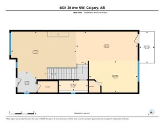 Photo 34: 4831 20 Avenue NW in Calgary: Montgomery Semi Detached for sale : MLS®# A1108874