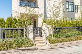 """Photo 2: 103 168 E 35TH Avenue in Vancouver: Main Townhouse for sale in """"JAMES WALK"""" (Vancouver East)  : MLS®# R2568712"""