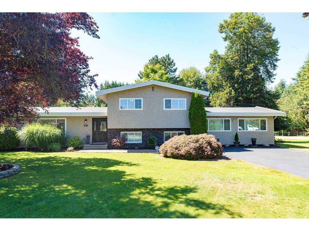 Main Photo: 5411 238 STREET in : Salmon River House for sale : MLS®# R2096095