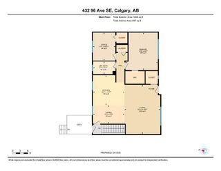 Photo 31: 432 96 Avenue SE in Calgary: Acadia Detached for sale : MLS®# A1045467