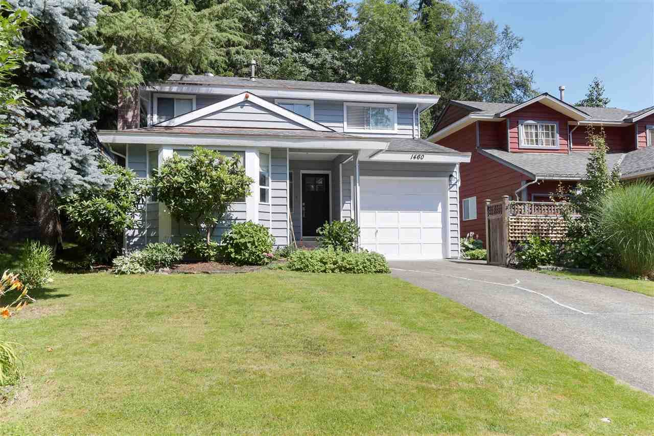 Main Photo: 1460 HAMBER COURT in North Vancouver: Indian River House for sale : MLS®# R2479109