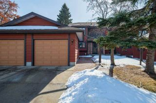 Photo 27: 44 LACOMBE Point: St. Albert Townhouse for sale : MLS®# E4253325