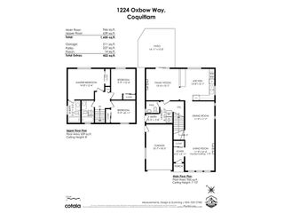 """Photo 35: 1224 OXBOW Way in Coquitlam: River Springs House for sale in """"RIVER SPRINGS"""" : MLS®# R2542240"""