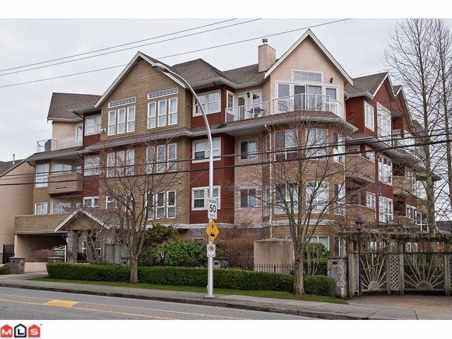 """Main Photo: # 402 1630 154TH ST in Surrey: King George Corridor Condo for sale in """"CARLTON COURT"""" (South Surrey White Rock)  : MLS®# F1202707"""