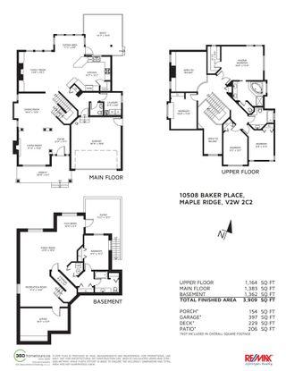 "Photo 38: 10508 BAKER Place in Maple Ridge: Albion House for sale in ""MapleCrest by Genstar"" : MLS®# R2491556"