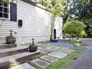 Photo 23: 116 BAYNES DRIVE in FANNY BAY: CV Union Bay/Fanny Bay Manufactured Home for sale (Comox Valley)  : MLS®# 702330