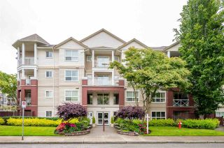 """Photo 1: 410 8068 120A Street in Surrey: Queen Mary Park Surrey Condo for sale in """"Melrose Place"""" : MLS®# R2464731"""