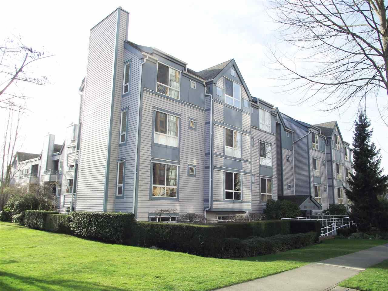 Main Photo: 102 7465 SANDBORNE Avenue in Burnaby: South Slope Condo for sale (Burnaby South)  : MLS®# R2039770
