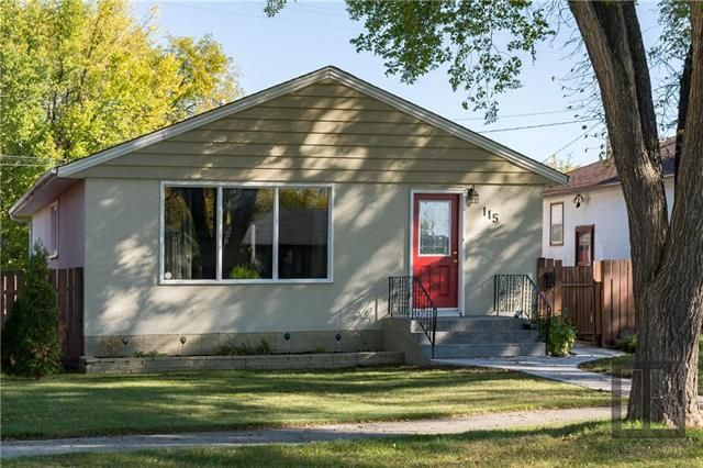 Main Photo: 115 Horton Avenue East in Winnipeg: East Transcona Residential for sale (3M)  : MLS®# 1825044