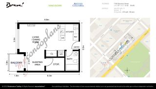 """Photo 24: 607 1155 SEYMOUR Street in Vancouver: Downtown VW Condo for sale in """"The Brava"""" (Vancouver West)  : MLS®# R2581521"""