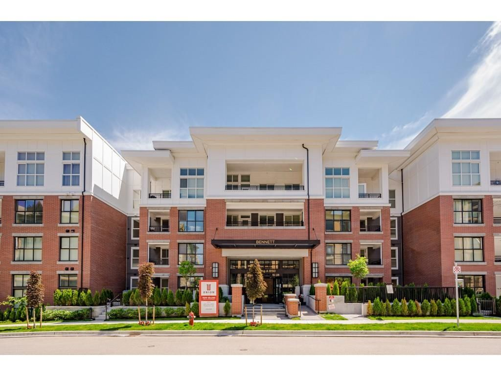 """Main Photo: A222 8150 207 Street in Langley: Willoughby Heights Condo for sale in """"Union Park"""" : MLS®# R2597384"""