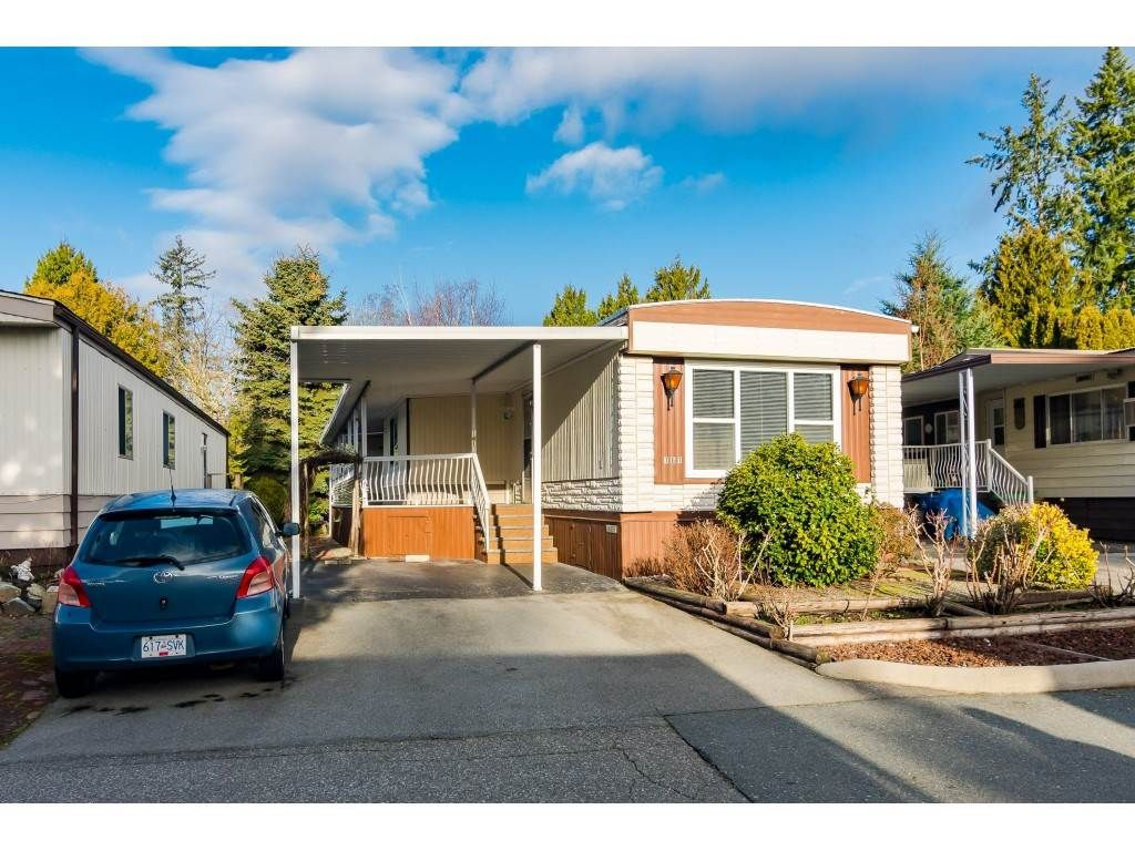 "Main Photo: 161 3665 244 Street in Langley: Otter District Manufactured Home for sale in ""Langley Grove Estates"" : MLS®# R2535477"